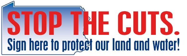 Stop the Cuts - Protect our Land and Water