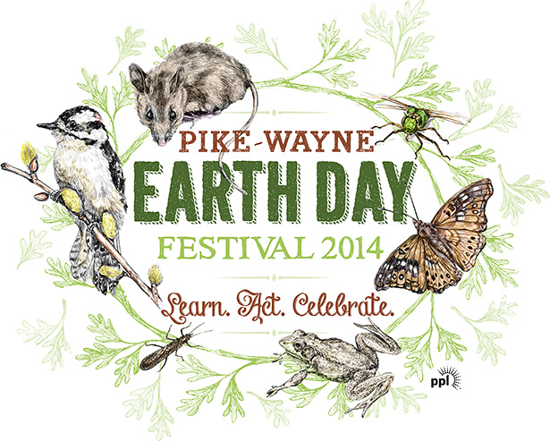Wayne-Pike Earth Day Festival 2014
