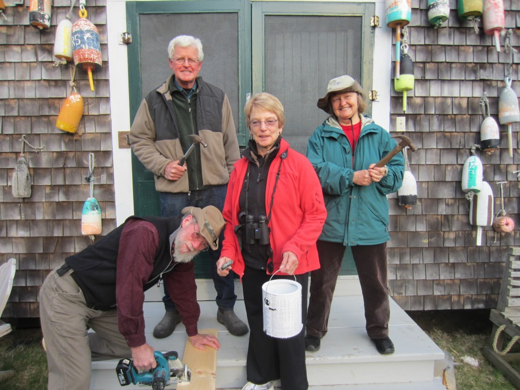 NEPAS Sends Volunteers to Hog Island Audubon Camp