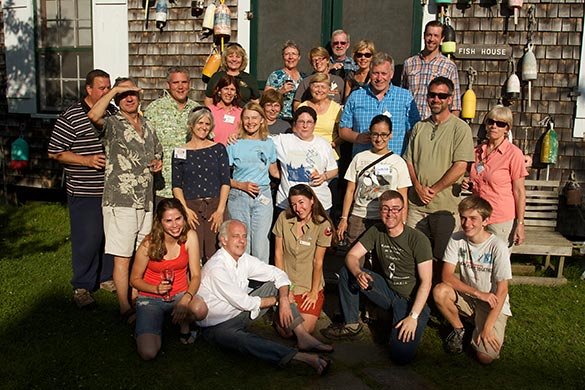 Audubon Chapter Leadership Class of 2014, including National Audubon Staff