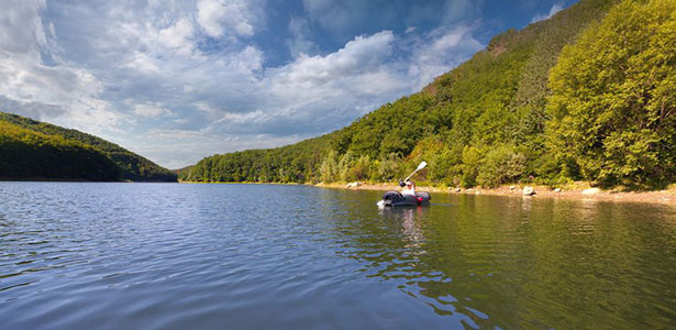 Upper Delaware River Canoe and Kayak Trip